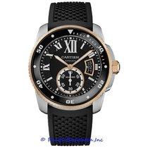 Cartier Calibre de Cartier Diver W7100055 подержанные