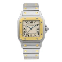 Cartier Santos Galbée Steel 29mm Champagne United States of America, New York, New York