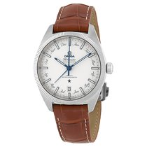 Omega Globemaster Steel 41mm Silver No numerals United States of America, Florida, Hollywood