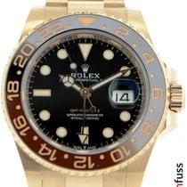 Rolex GMT-Master II Rose gold 40mm Black