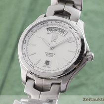 TAG Heuer Link Calibre 5 WJF2011 2014 pre-owned