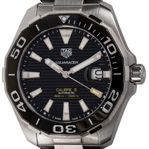 TAG Heuer Aquaracer 300M Steel 43mm Black United States of America, Texas, Austin