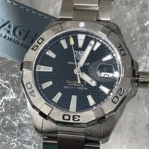 TAG Heuer Aquaracer 300M Steel 41mm Black No numerals United States of America, Florida, Hollywood