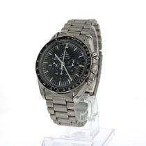 Omega Speedmaster Professional Moonwatch Stahl 42mm Schwarz Keine Ziffern Deutschland, Bonn