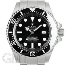 Rolex Sea-Dweller Deepsea 44mm Negro