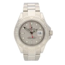 Rolex Yacht-Master 16622 - Gents Watch - Platinum Bezel - 2008