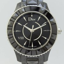 Dior VIII Place Vendome Quartz Ceramic Lady CD1235E30 (New)