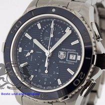 TAG Heuer Aquaracer 500M Chronograph CAK2112 Box & Swiss...