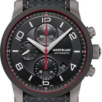 Montblanc Timewalker Urban Speed Chronograph + E-Strap