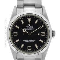 Rolex stainless steel Explorer