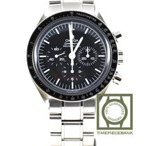 Omega 311.30.42.30.01.005 Aço 2019 Speedmaster Professional Moonwatch 42mm novo