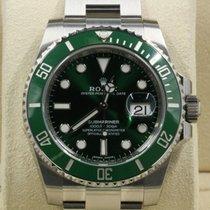 Rolex Submariner Date Model 116610 Green Index Dial & Bezel