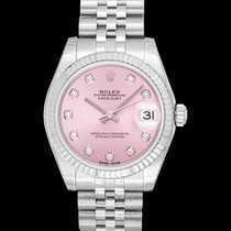 Rolex Lady-Datejust White gold 31mm Mother of pearl United States of America, California, San Mateo