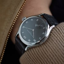 Laurent Ferrier Galet Square Micro-Rotor FBN 229.01 grey...