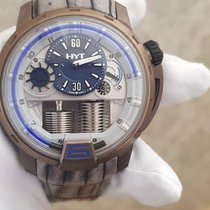 HYT Rose gold 48.8mm Manual winding 148-TB-21-BF-RU pre-owned