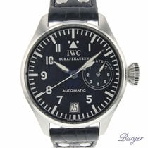 IWC 46.2mm Automatic 2006 pre-owned Big Pilot Black
