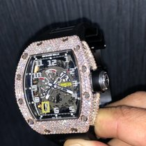 Richard Mille RM030 Oro rosa RM 030 50mm