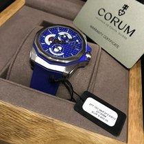 Corum Ac One 45 Tides Blue New 2y garantie  Admirals cup tides