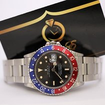 Rolex GMT-Master 16750 Full Set just Serviced 1988