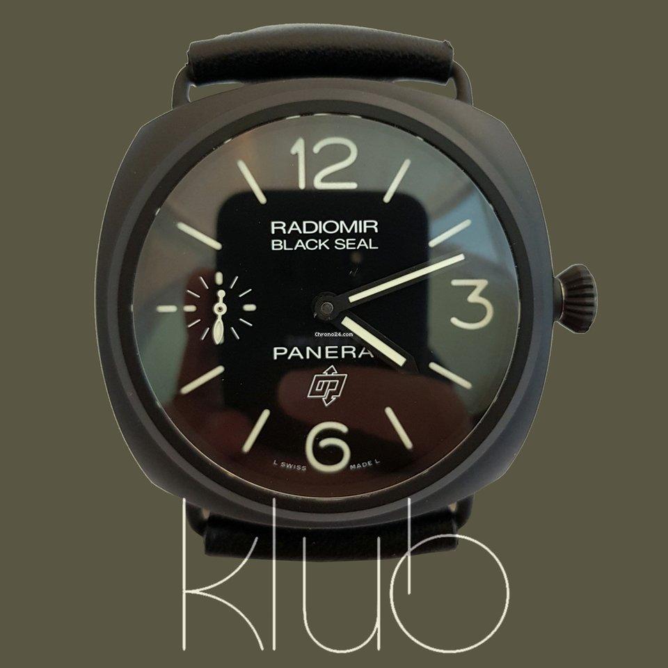 08af82fed8b Panerai Radiomir Black Seal - Todos os preços de relógios Panerai Radiomir  Black Seal na Chrono24