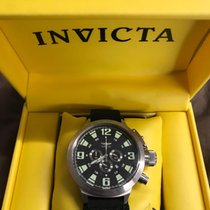 Invicta 52mm Automatic 2003 new Black