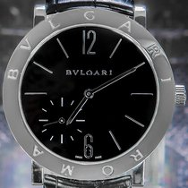 Bulgari Steel 41mm Manual winding BB41BSLXT pre-owned