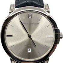 Harry Winston Midnight White gold 42mm Silver No numerals United States of America, Florida, Naples