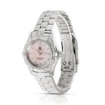 TAG Heuer Aquaracer Lady Steel 27mm Pink United States of America, New York, New York