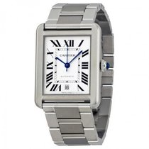 Cartier Tank Solo 31mm Silver United States of America, New York, New York