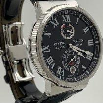 Ulysse Nardin Marine Chronometer Manufacture 1183-126 2016 подержанные