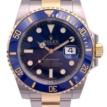 Rolex Submariner Date Gold/Steel 40mm Blue United States of America, Florida, Boca Raton