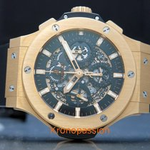 Hublot Big Bang Aero Bang Rose gold 44mm Black No numerals