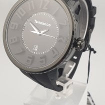 Tendence Plastic 51mm Quartz TG430010 new