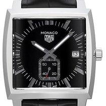 TAG Heuer Monaco Lady Steel 37mm Black