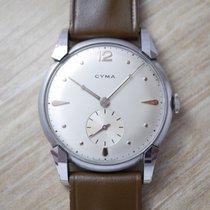Cyma Stål 35mm Manuelt Cyma fancy lugs brukt