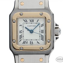 Cartier Santos (submodel) 2003 pre-owned