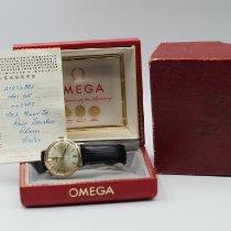Omega Seamaster DeVille Oro amarillo 34mm