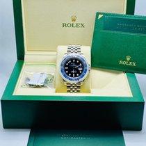 Rolex GMT-Master II Steel 40mm Black No numerals United States of America, California, Newport Beach