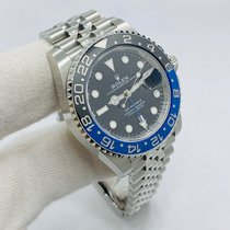 Rolex GMT-Master II 126710BLNR New Steel 40mm Automatic