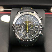 Omega Speedmaster Professional Moonwatch Ceramic 44.25mm Black No numerals