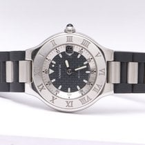 Cartier 2427 Acier 2001 21 Must de Cartier 37mm occasion