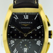 Longines Evidenza new 46mm Yellow gold