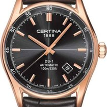 Certina DS 1 Index Automatik Herrenuhr C006.407.36.081.00