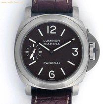 파네라이 (Panerai) Luminor Marina Titanium