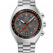 Omega Speedmaster Mark II  Stainless Steel Mens watch 327.10.4...