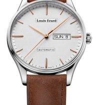 Louis Erard Héritage 72288AA31 LOUIS ERARD HERITAGE QUADRANTE ARGENTO nuevo