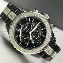 Chanel Ceramic Automatic H1706 pre-owned