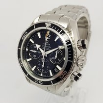 Omega Seamaster Planet Ocean Chronograph 38mm Mens Watch
