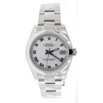 Rolex Datejust 178240 Midsize Stainless Steel New Style Heavy...