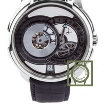 Hautlence new Manual winding Display Back Luminescent Hands 44mm Titanium Sapphire Glass
